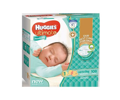 Most popular disposable nappy: 2017 Mother & Baby Awards