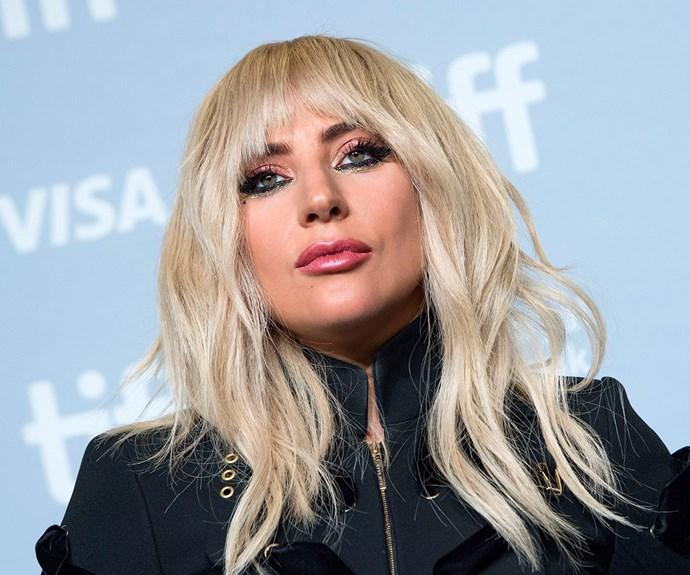 Lady Gaga, Chronic Pain