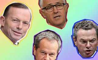 Where do our politicians stand on same-sex marriage?