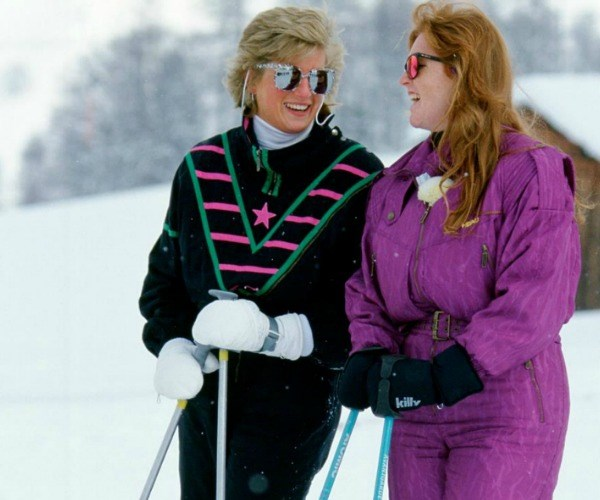 "Sarah said that she wanted to be as ""beautiful and thin"" as her then sister-in-law, Diana, Princess of Wales."