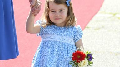 Prince William thinks daughter Princess Charlotte is going to be trouble