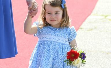 "Prince William thinks daughter Princess Charlotte is going to be ""trouble"""