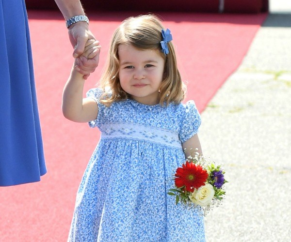 And we can't forget Princess Charlotte... **Watch her adorable meltdown during the royal tour of Poland!**