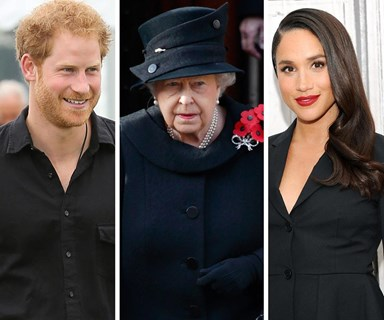 Has Meghan Markle Finally Met The Queen?