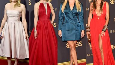 The most awe-inspiring, jaw-dropping dresses, direct from the Emmys 2017 red carpet!