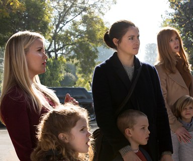 "The Big Little Lies stars talk a second season: ""We want to do it!"""
