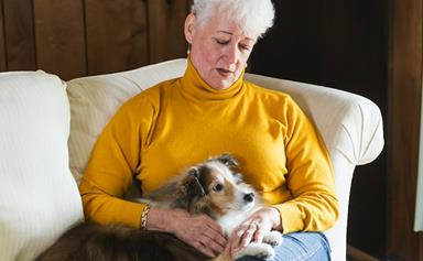 Caring for a sick pet can have a major effect on your mental health