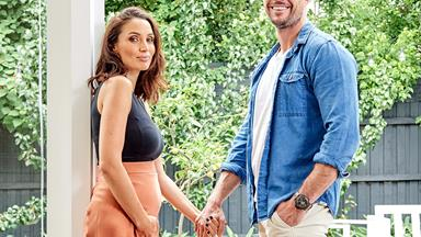 """We want to go again!"" Snezana Markoski and Sam Wood are keen to grow their brood ASAP"