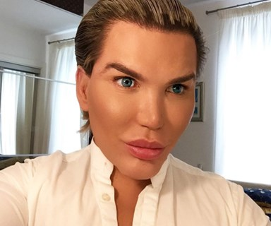 "Human Ken Doll, Rodrigo Alves, admits he'll have a sex change to become ""Barbie"""