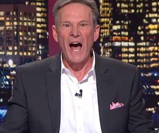 Sam Newman loses it at the AFL over same-sex marriage stance