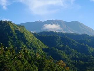 Evacuation in Bali as first volcano, Mount Monaro, erupts