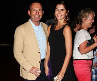Tony Abbott and Frances Abbott