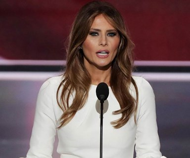 """Women worldwide are asking plastic surgeons for """"The Melania"""" to emulate her """"strength"""" and """"power"""""""
