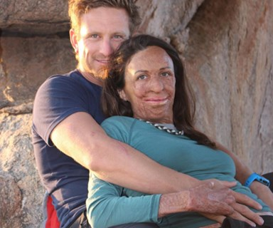 Turia Pitt showcases her beautiful baby bump, proves our land truly does abound in nature's gifts