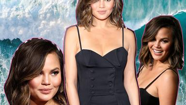 The colours, cuts and 5-minute hair hacks that Chrissy Teigen's hairstylist swears by