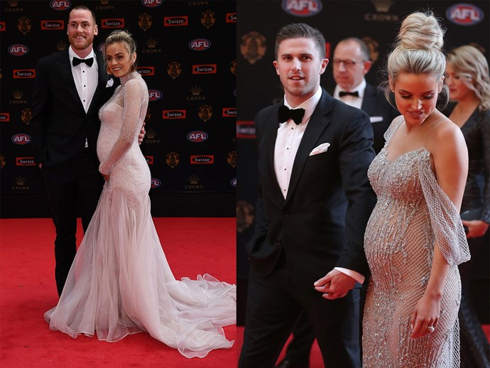 Brownlow Medal 2017 red carpet: best looks of the night
