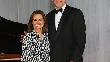 It's been 25 years of wedded bliss for Lisa Wilkinson and Peter FitzSimons