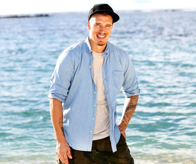 Season favourite Luke Toki's shock exit last night devastated Australian Survivor fans.