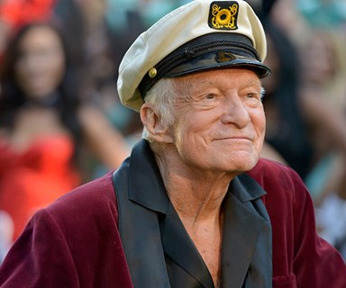 End of an era: Playboy founder Hugh Hefner has passed away