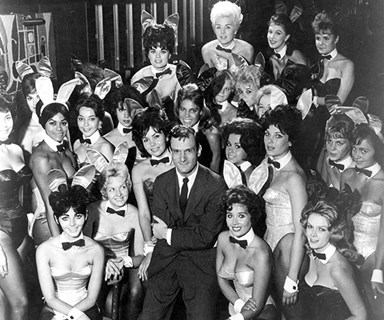The incredible life and times of Hugh Hefner, in pictures