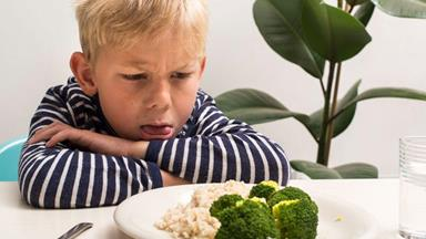 Are the 'fussy eaters' in your family wasting food?