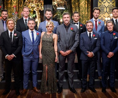 The Bachelorette: Sophie Monk sends one bachelor home before the rose ceremony