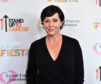 """How cancer made Shannen Doherty a """"better"""" person"""