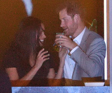 Sounds like Prince Harry has already suited up and popped the question to Meghan Markle