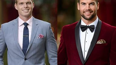 The Bachelorette Australia's Jarrod Woodgate and Blake Colman are on Bumble