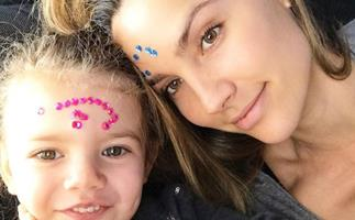 Rachael Finch opens up about life as a working mum