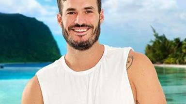 Survivor star Locky Gilbert's girlfriend is worried he will cheat