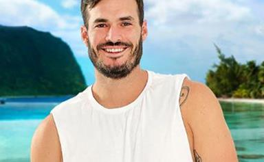 Survivor star Locky Gilbert's girlfriend is worried he will cheat