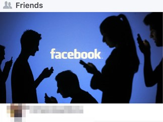 facebook unfollow button