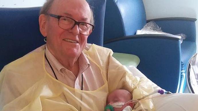 The ICU Grandpa