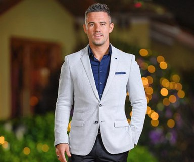 """That's where I draw the line – contract or no contract!"" Ryan Jones on his Bachelorette experience"