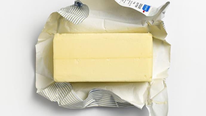 Our favorite new life hack is saving butter wrappers