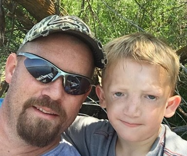 Dad of 7-year-old boy with a rare facial deformity writes a plea to the PARENTS of his son's bullies