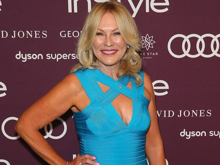 Kerri-Anne Kennerley opens up about her violent first marriage