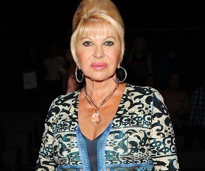 Ivana Trump is dishing some serious dirt on her divorce from Donald Trump