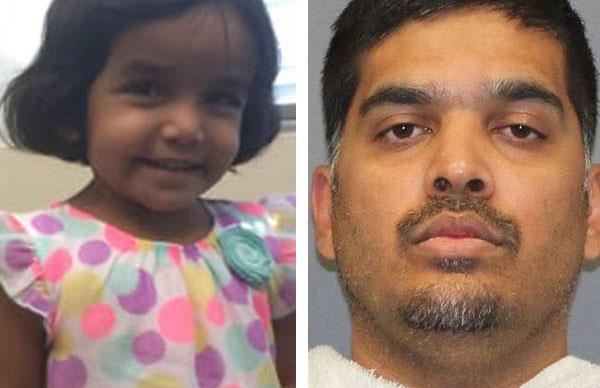 Disabled three-year-old girl missing after dad sent her outside as punishment for not drinking milk