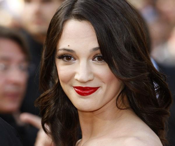 The Italian actress was 21 when she met Weinstein, as Miramax was distributing her thriller *B. Monkey.*