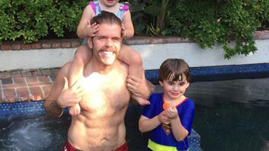 "'""I am beaming with joy!"" Celebrity blogger Perez Hilton welcomes his third child via surrogate"