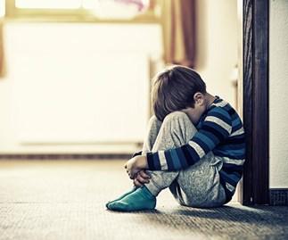 mistreated child