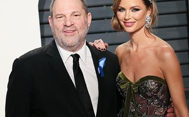 As she confirms her marriage is over, meet Harvey Weinstein's incredibly successful wife