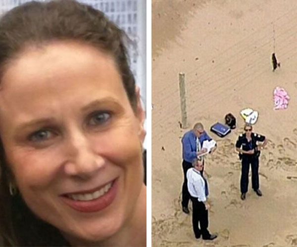 Body on Vic beach near mum's disappearance