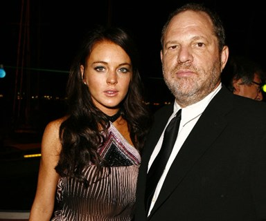 Lindsay Lohan defends Harvey Weinstein amid shocking sexual assault allegations