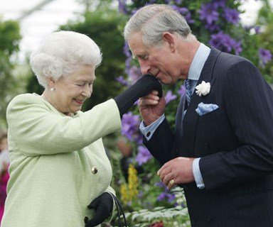 Queen Elizabeth II hands an important royal duty over to Prince Charles