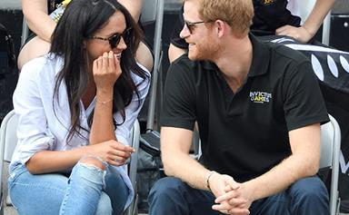 It's nearly time! Here's when Meghan Markle and Prince Harry will announce their engagement