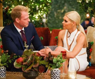 Jarrod Woodgate and Sophie Monk
