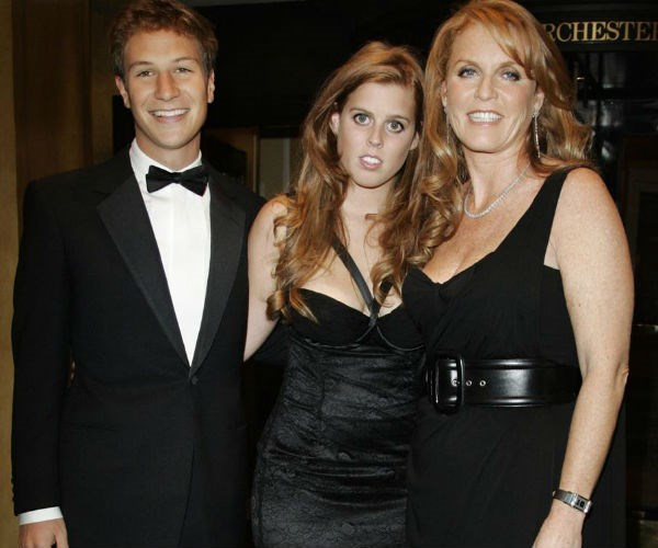 Dave was considered part of the family and dated Princess Beatrice of York for 10 years.